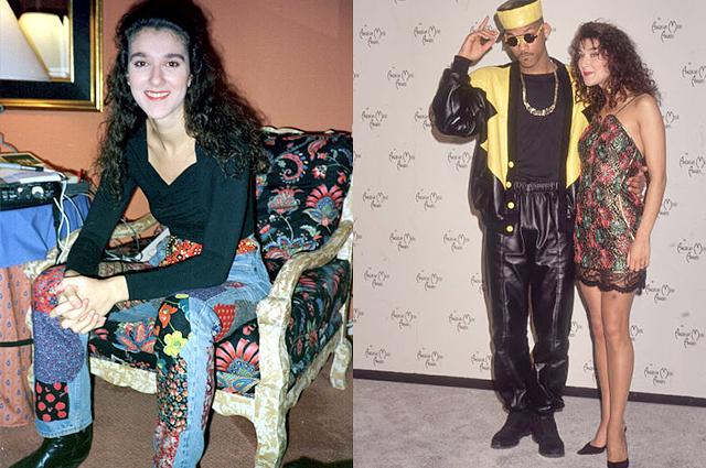 Селин Дион 1989/1990