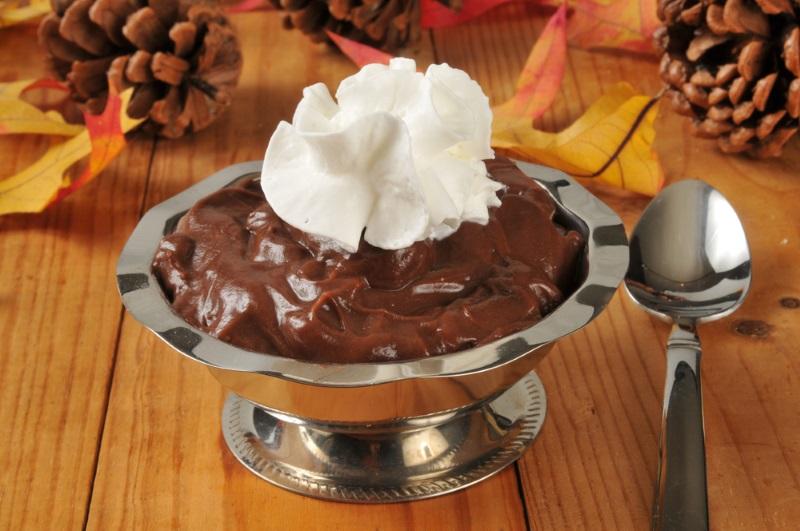шоколадный десерт без духовки