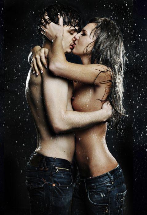 Фото поцелуев. Когда слова становятся лишними