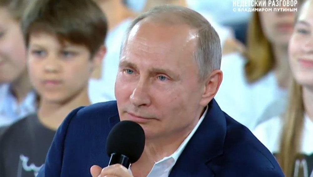 Путин рассказал об отношении к соцсетям