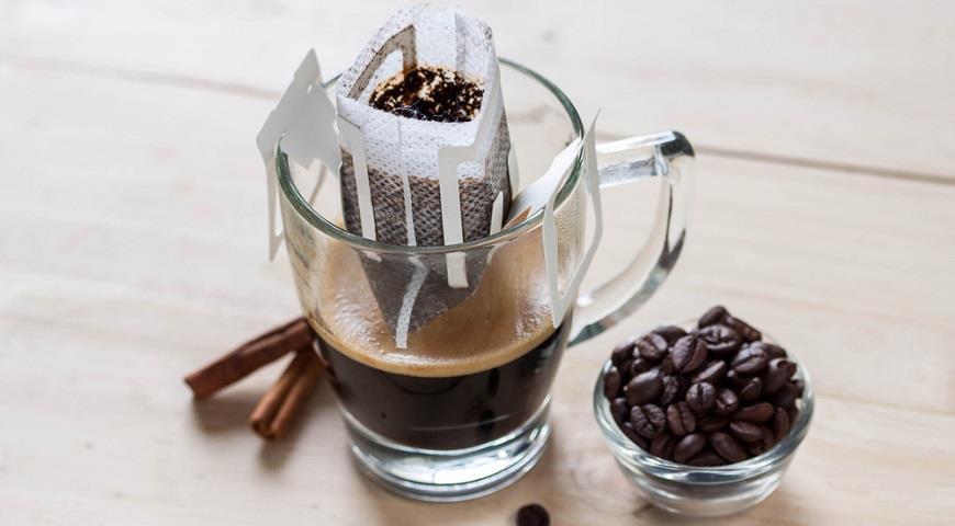Новые способы заваривания кофе