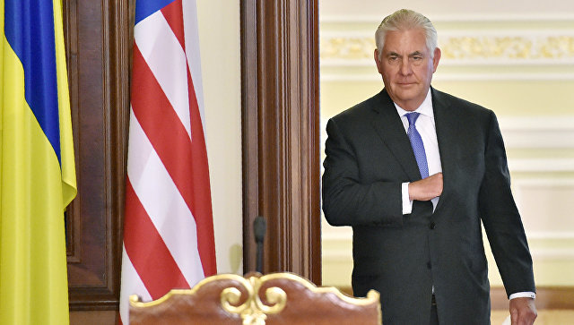 Тиллерсон рассказал, как долго будут действовать санкции США против России