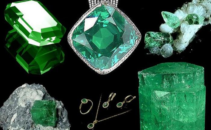 «Зеленее зелёного»: самые знаменитые изумруды и самые ценные ювелирных изделия из этого камня