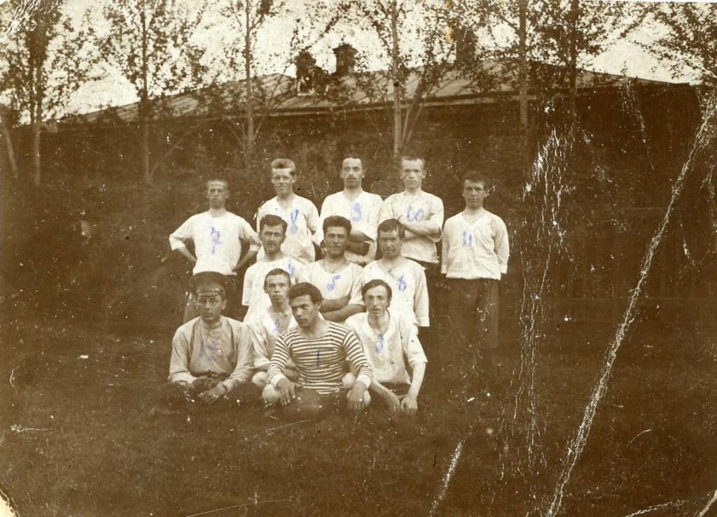 Футбольная команда Пучежа
