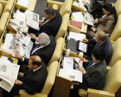 Правительство потратит 500 млрд руб. на удвоение зарплат чиновникам