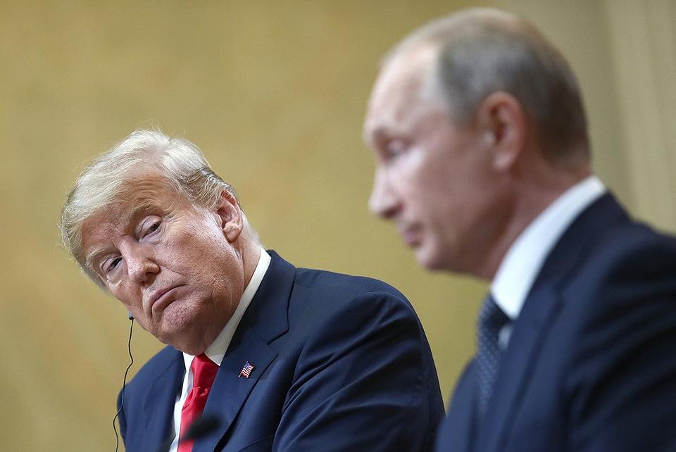 СМИ: Трамп пытался соблазнит…