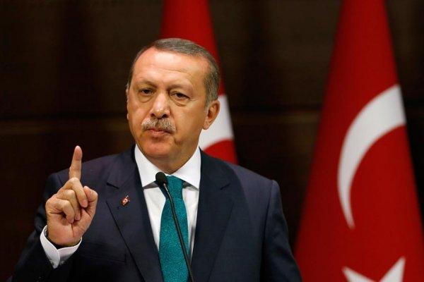 Эрдоган обвинил Штаты в финансировании ИГ в Сирии