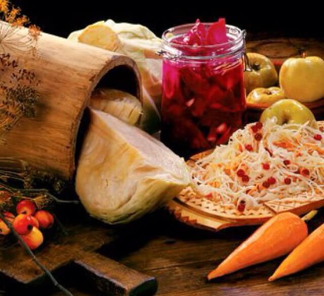 Ферментированные продукты для лечения дисбактериоза