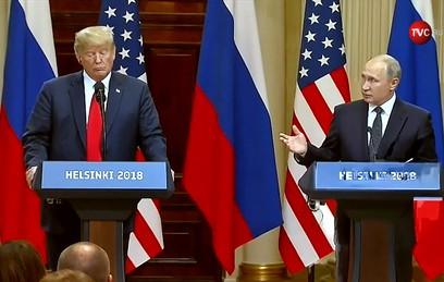 Путин: Россия не вмешивалась в американские выборы