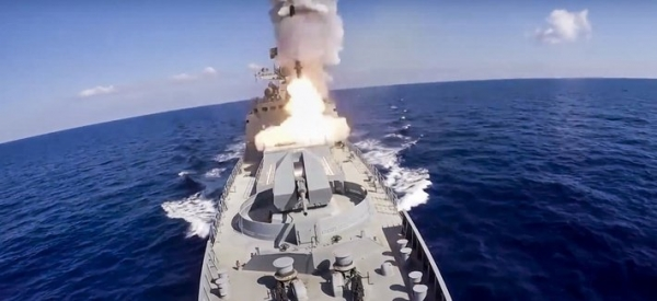 Отсель грозить мы будем НАТО — дальний радиус действия «Калибров» позволяет