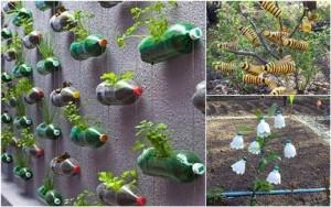 Изделия из пластиковых бутылок