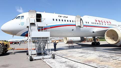 """США сертифицировали Ту-214 для полетов по """"Открытому небу"""""""