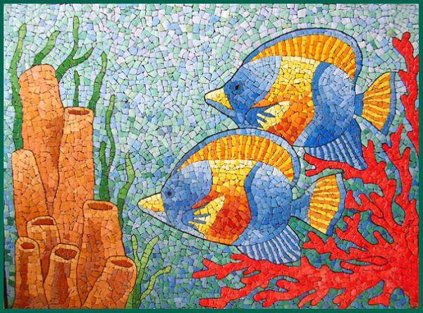 Мозаика из яичной скорлупы — прибыльное искусство