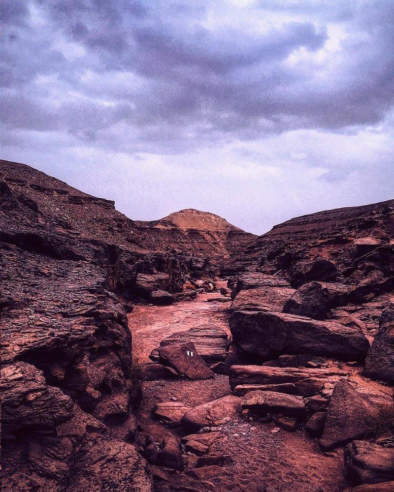 Один из каньонов. Израиль марс, марсианские пейзажи, необычная местность, пейзажи, похоже на Марс, странная местность