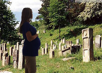 Почему беременным нельзя ходить на кладбище на пасху 63