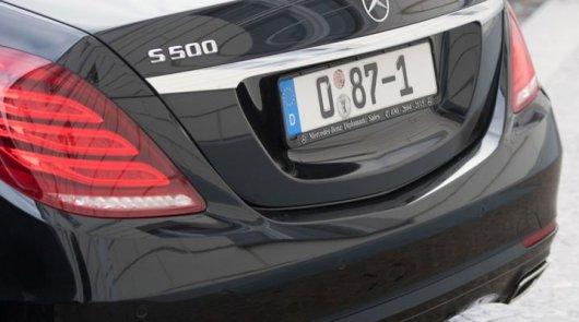 В Берлине подсчитали, автомобили каких посольств чаще всего нарушают правила