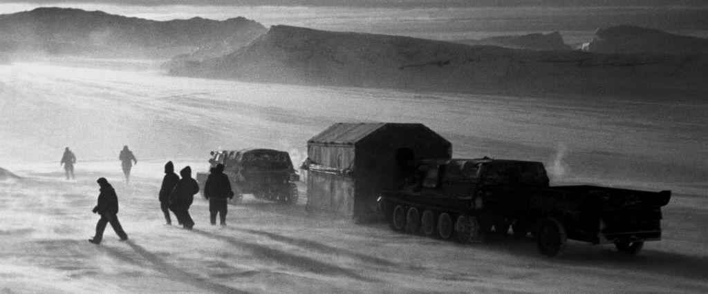 Как США искали Гитлера в Антарктиде