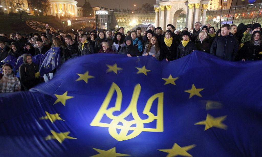Украина распалась de facto?