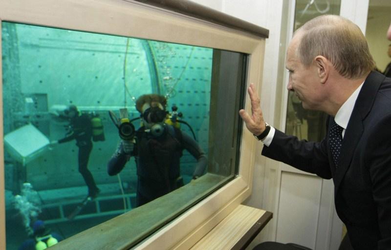 В российской армии появятся акванавты