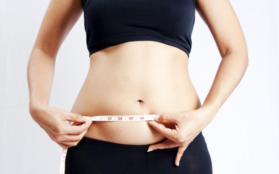 Как убрать жир с живота: упр…