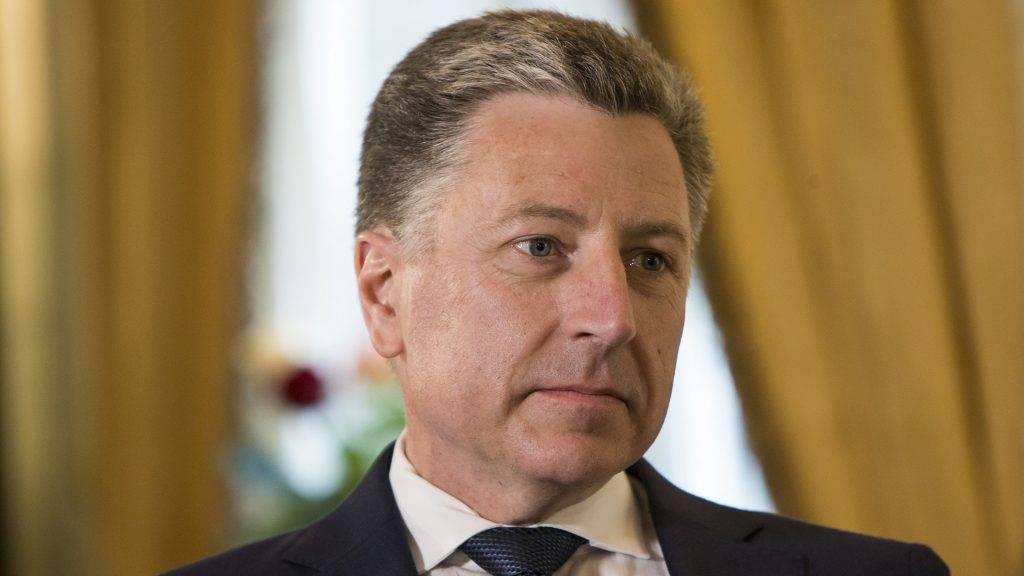 Сценарий от Волкера: Киев вернет Донбасс за полгода
