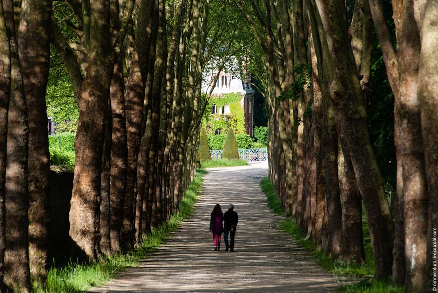 Прогулка по парку Марли. Фоторепортаж