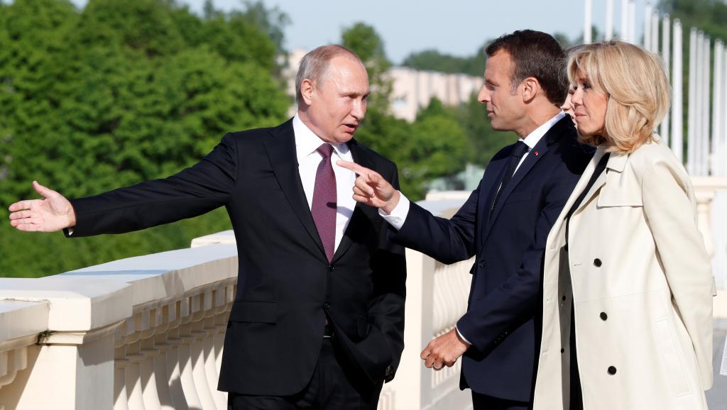 Путин, холод и водка