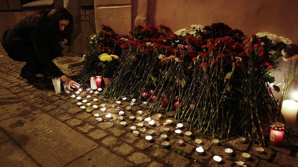 ФСБ установила заказчика теракта в Петербурге
