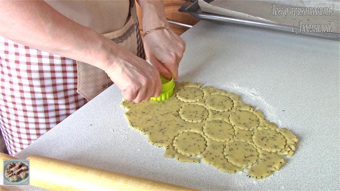 Печенье с тмином Еда, Кулинария, Рецепт, Видео, Пост, Youtube, Выпечка, Длиннопост, Печенье, Вегетарианство