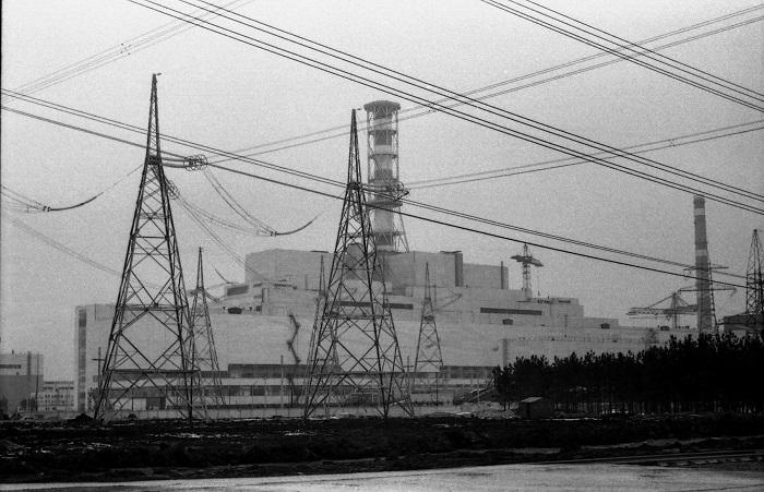 Припять до Чернобыльской катастрофы