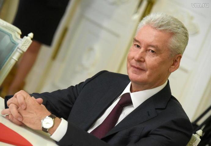 Сергей Собянин сообщил о начале строительства тоннеля между станциями метро «Аминьевское шоссе» и «Мичуринский проспект»