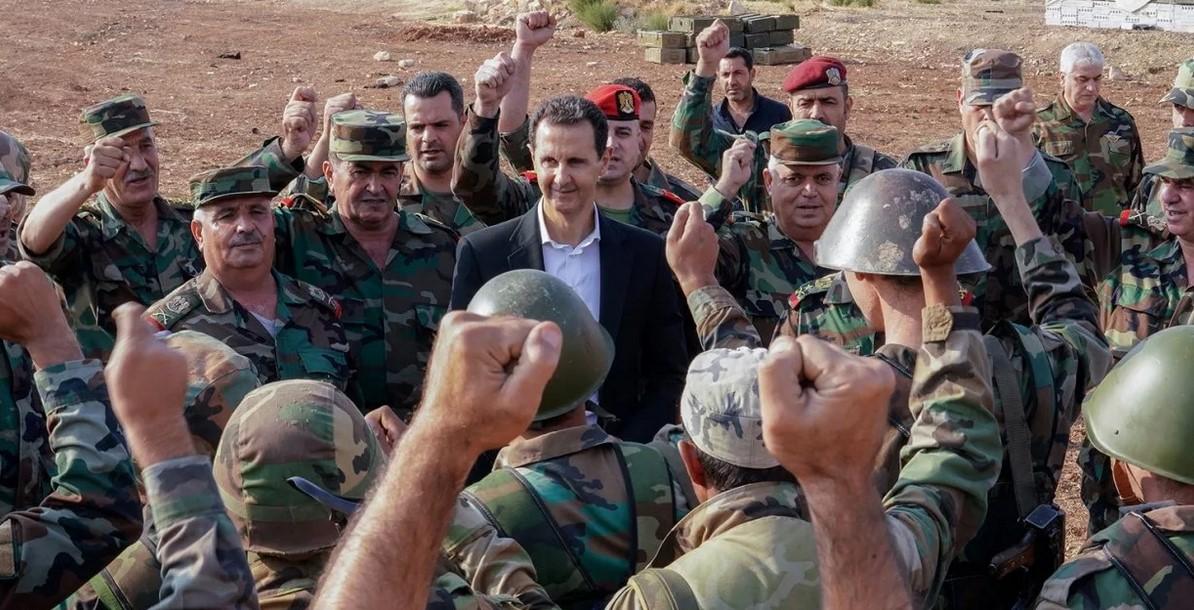 Войска САР готовятся отбить у террористов захваченные города