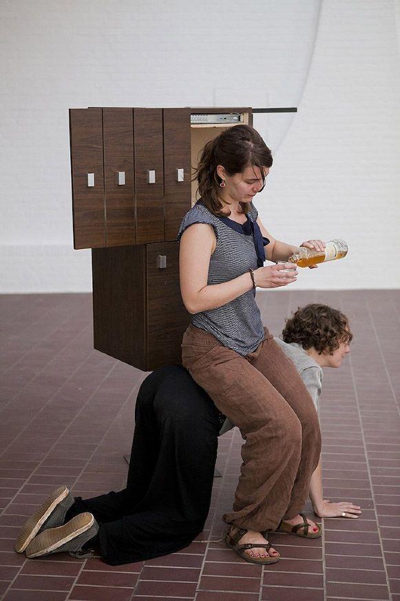 wurm08 Сосисочные скульптуры, ожиревшие машины и другие странности от Эрвина Вурма