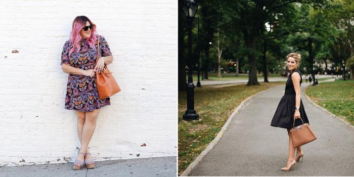 Платье А-силуэта - универсальное платье, которое должно быть в гардеробе каждой модницы.