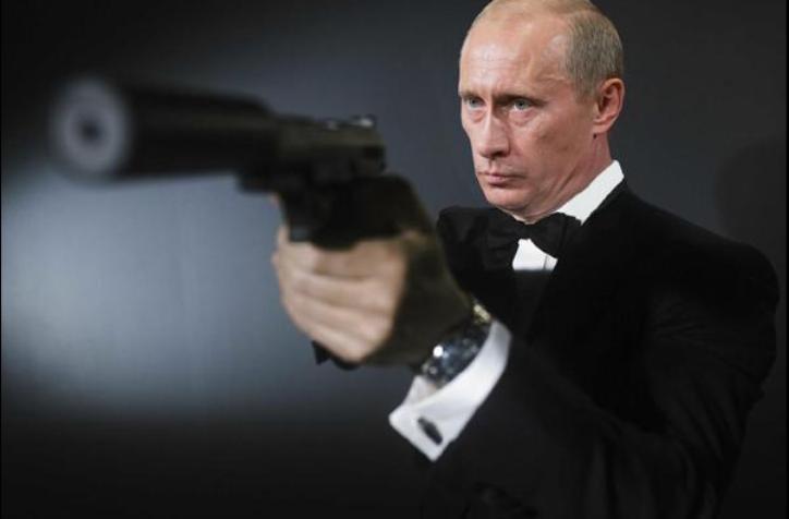 Путин и крысиный король, или операция «Мышеловка»