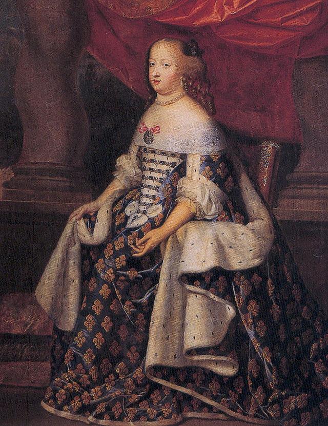 Людовик XIV ночь сожалений и воспоминаний
