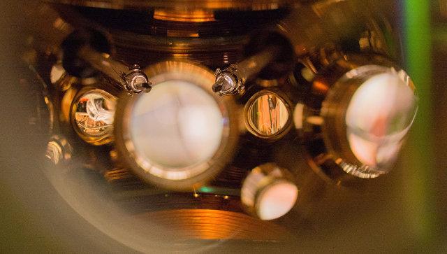Новая версия сверхточных атомных часов от NIST