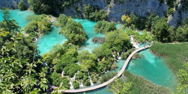 10 восхитительных мест в Евр…