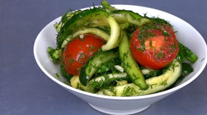 Самые вкусные малосольные огурцы, кабачки и помидоры