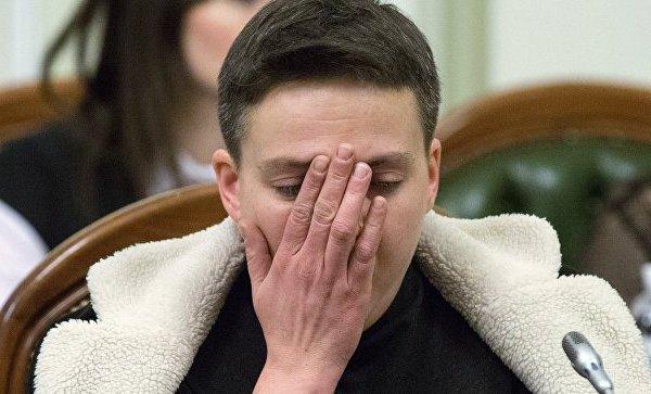 Надежда Савченко заявила, чт…