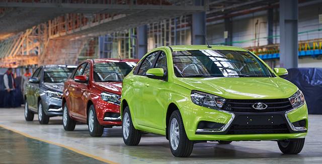 Лада Веста получит турбомотор от Renault?
