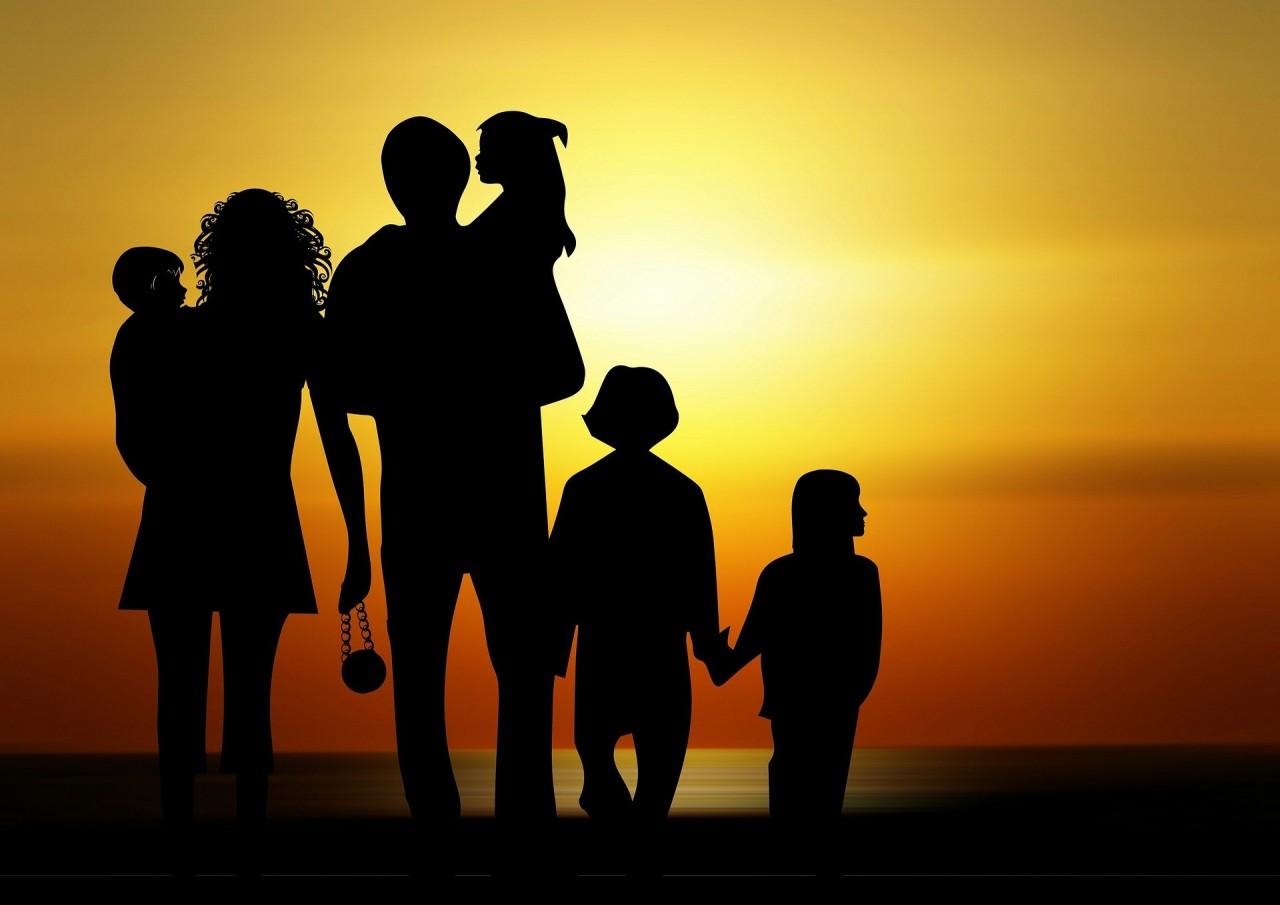 Семья - как много в этом слове..