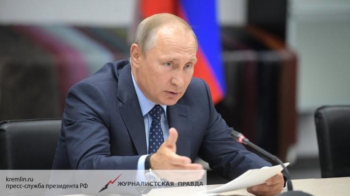 Путин объяснил, почему решил обратиться к россиянам с телеобращением по пенсиям