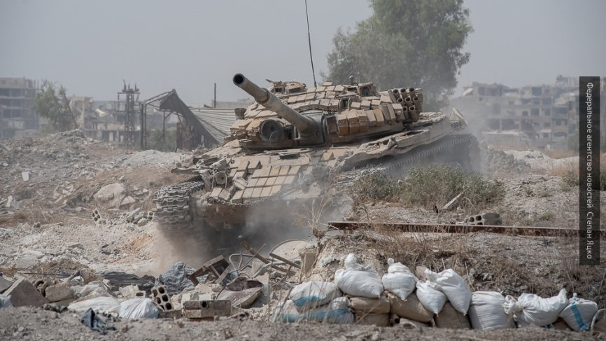 «Охотники на ИГ» один за одним «очищают» от боевиков населенные пункты в Сирии