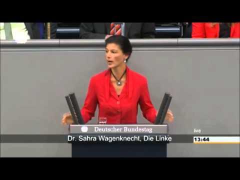Депутат Бундестага: Фрау Меркель, Вы обманываете население Германии о событиях на Украине!