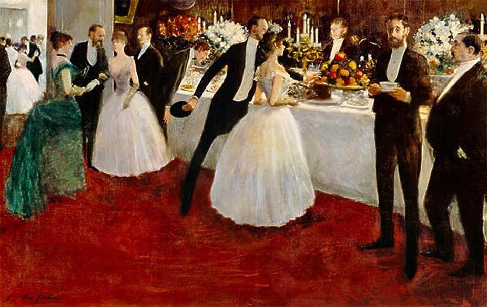 Форен Жан-Луи французский импрессионист.