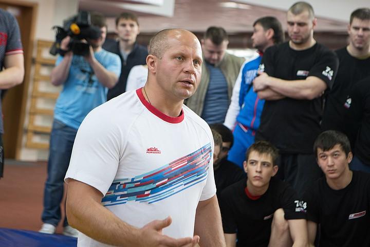 Федор Емельяненко может завершить карьеру после следующего поединка