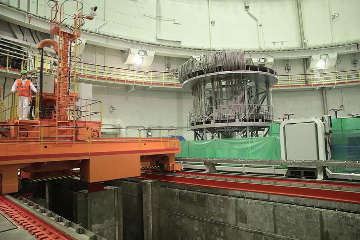 Атомщики Ростовской АЭС завершили все этапы физического пуска нового энергоблока №4
