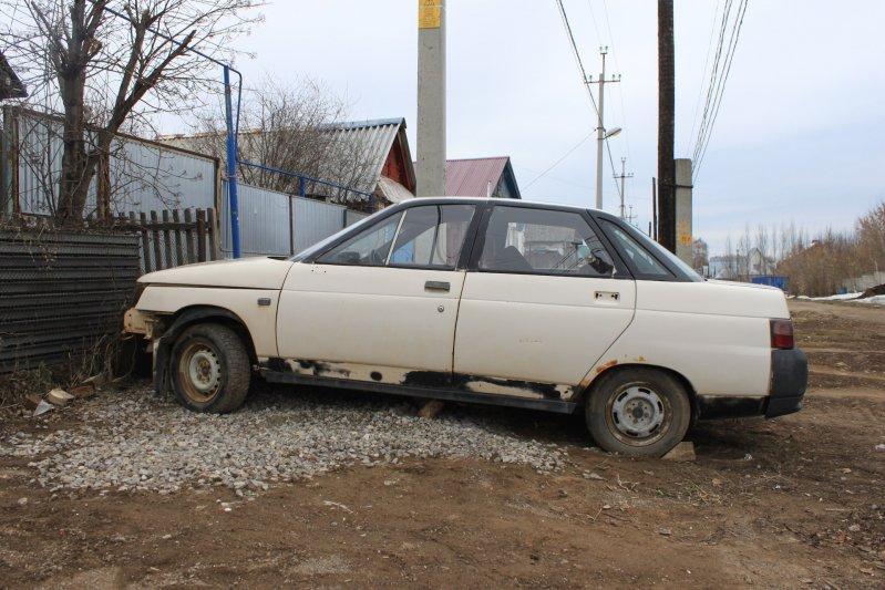 Прототип ВАЗ-2110 выпущенный в СССР