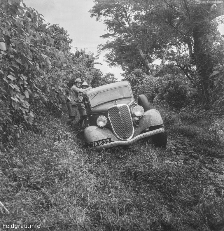 Танзания в начале XX века